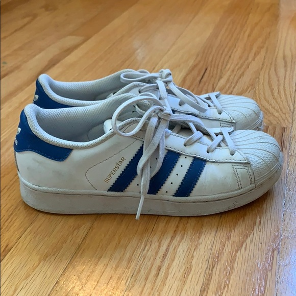 Kids Adidas Superstar Shoes